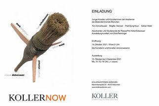 KollerNow | Exhibition Dina Renninger Projekte Munich | Anke Doberauer