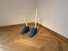 Dina Renninger | Ausstellung Pia Fries | Lukas Hoffmann