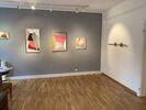 Dina Renninger | Ausstellung Pia Fries | Charlotte Giacobbi, Lukas Hoffmann