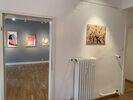 Dina Renninger | Ausstellung Pia Fries | Charlotte Giacobbi, Jonas Pretterer