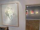 Dina Renninger | Ausstellung Pia Fries | Jonas Pretterer, Charlotte Giacobbi