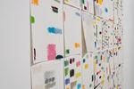Ausstellung X=change Galerie der Künstler | Isabelle Dyckerhoff