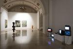 Ausstellung X=change Galerie der Künstler | Annegret Hoch, Susanne Thiemann, Anne Wodtcke