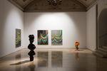 Ausstellung X=change Galerie der Künstler | Susanne Thiemann, Annegret Hoch